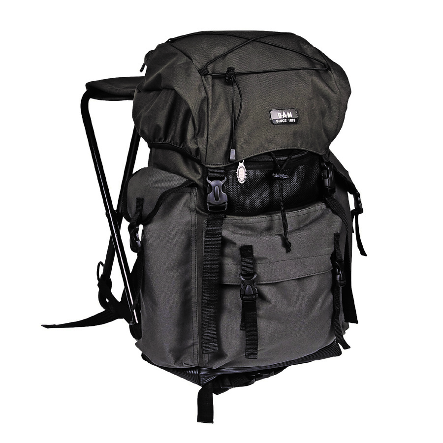 ANGLER'S BACK PACK WITH CHAIR