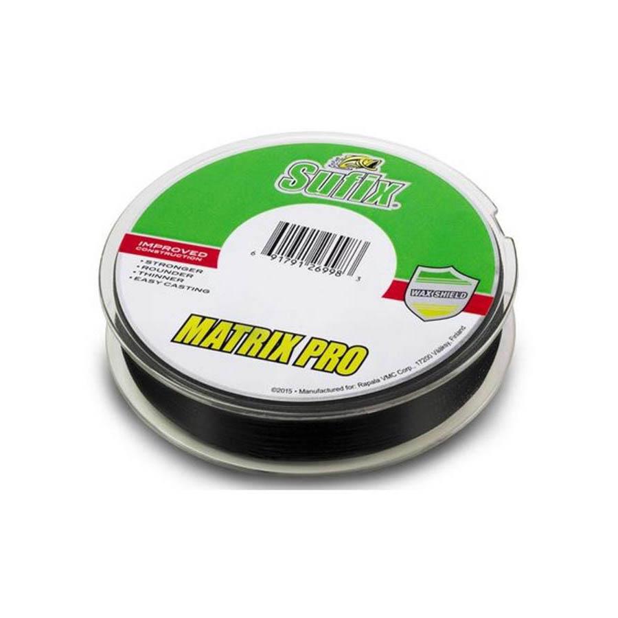 SUFIX MATRIX PRO 100m MIDNIGHT GREEN