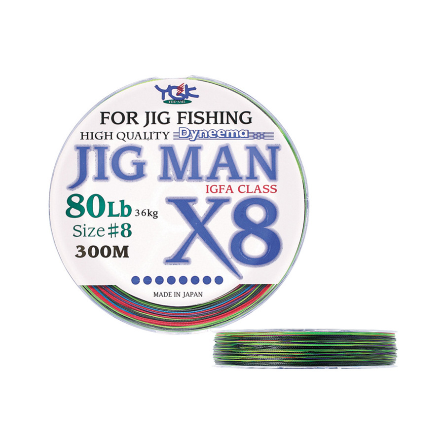 JIG MAN X8 (χρώμα: πολύχρωμο)