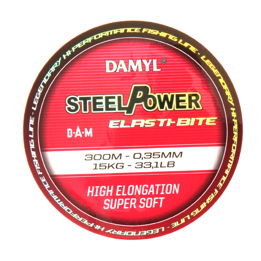 STEELPOWER® ELASTI-BITE MONO (χρώμα: ροζ)