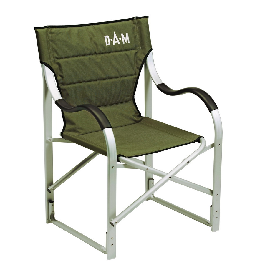 ALUMINIUM FOLDING CHAIR LUXURY
