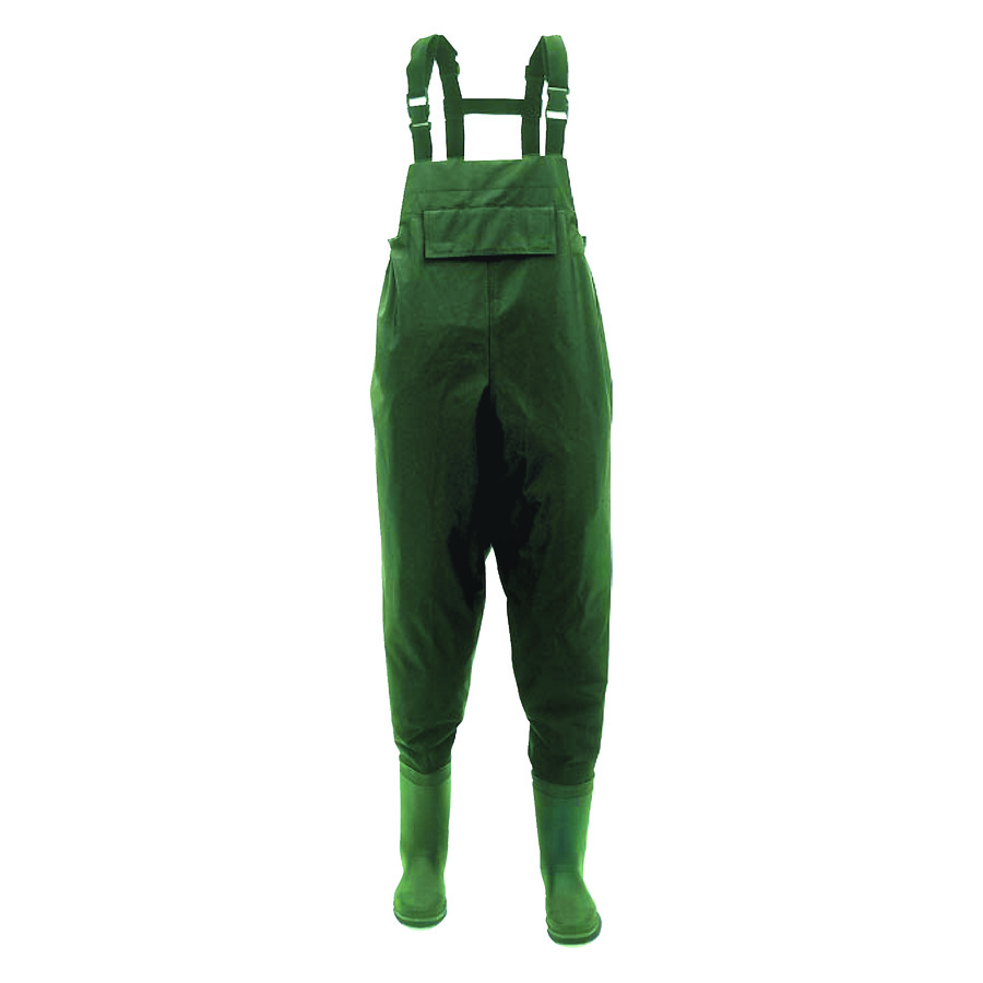 NYLON/PVC CHEST WADERS ULTRA LIGHT