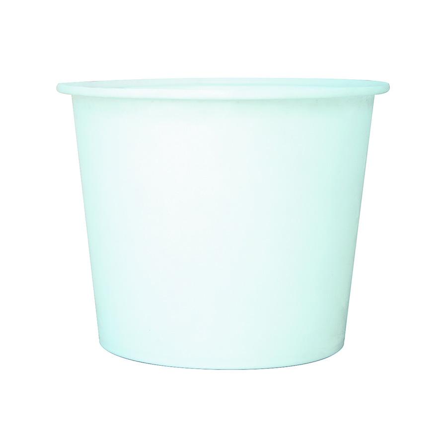 PLASTIC BASIN Nο 5 - 6 WHITE
