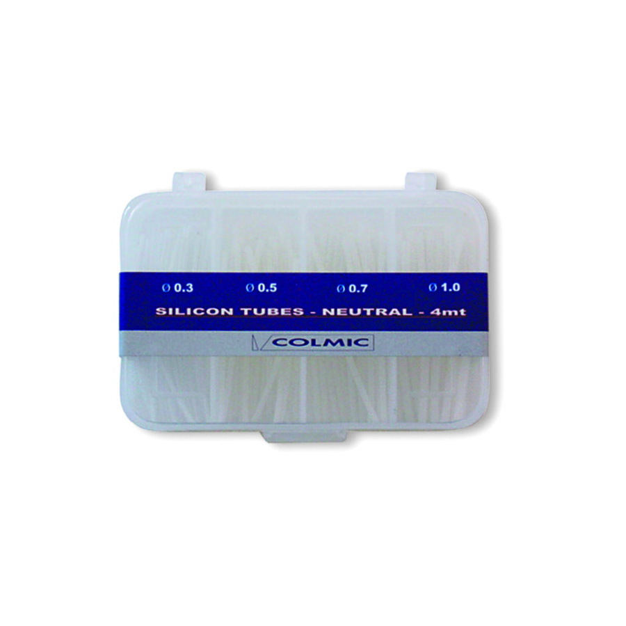 SILICONE TUBE BOX