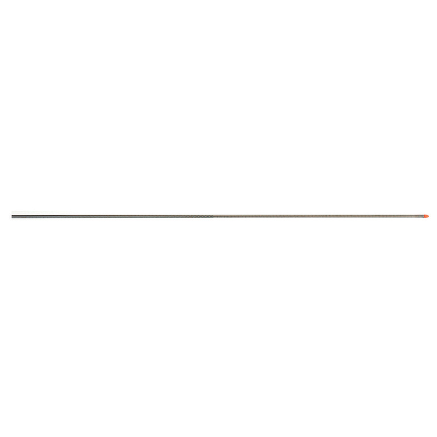 STAINLESS STEEL NEEDLE WITH RED POINT ART 454 - 455