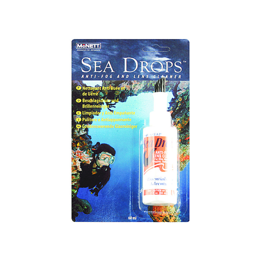 ANTIFOG SEA DROPS