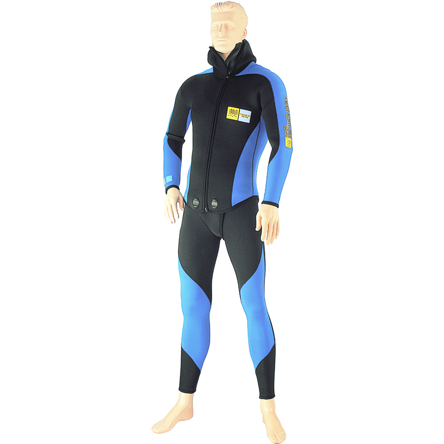 APNEA SPORT WITH ZIPPER