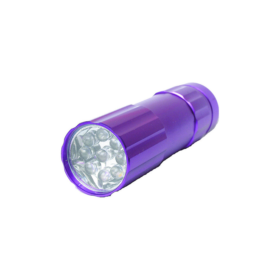 ALUMINUM UV TORCH 0248-9 UV LED
