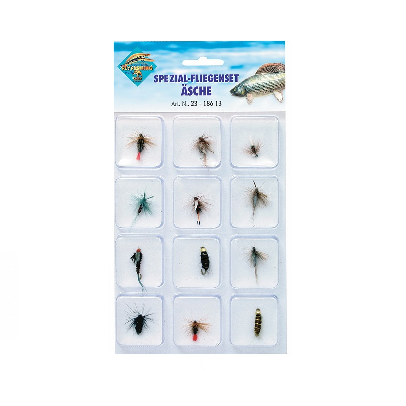 SET FLIES 23-186 13 (12 pcs)