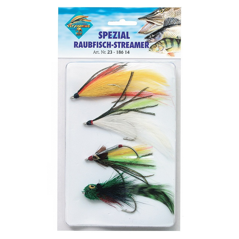 SET FLIES 23-186 14 (4 pcs)