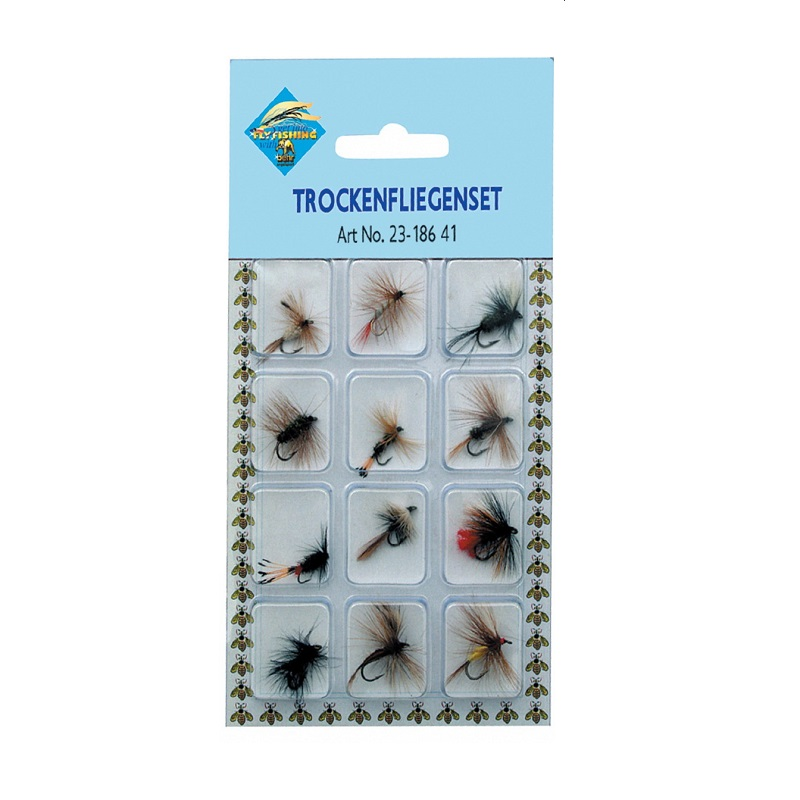 SET FLIES 23-186 41 (12 pcs)