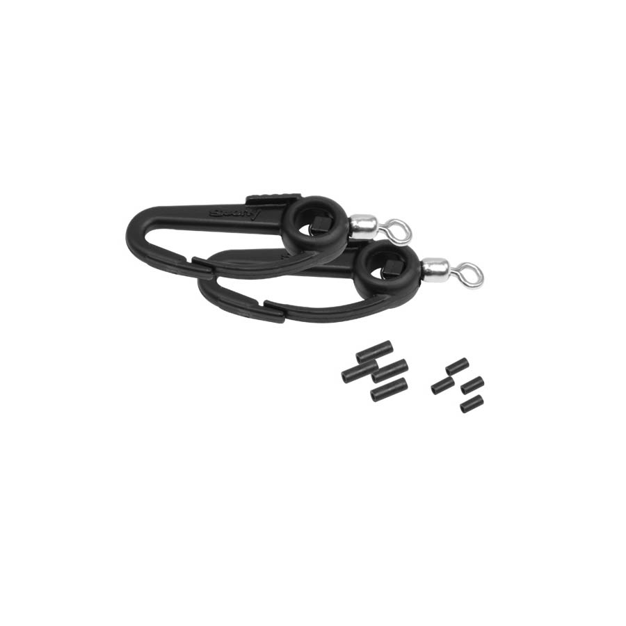 DOWNRIGGER WEIGHT SWIVEL HOOKS (2 pcs) 1009