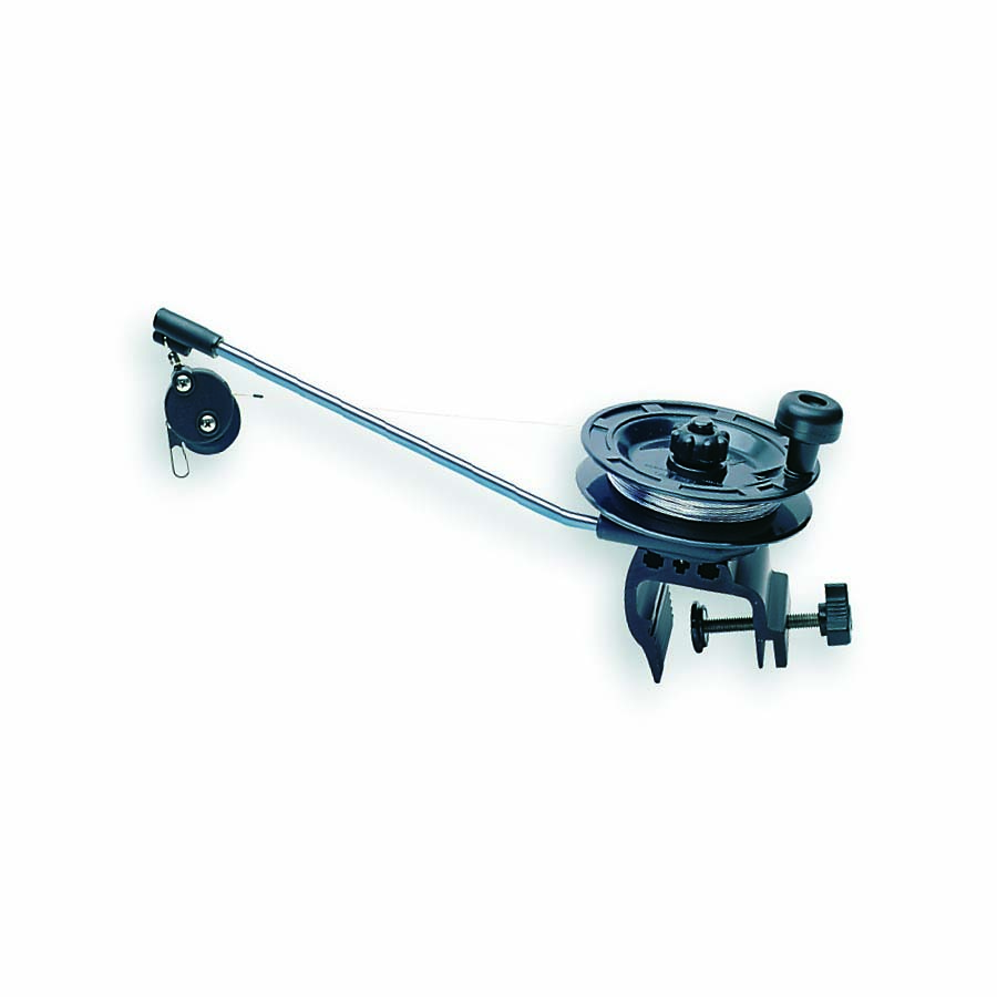 LAKETROLLER WITH PORTABLE CLAMP MOUNT 1071